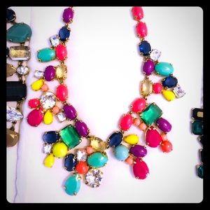 Colorful J Crew Necklace
